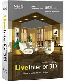 Live Interior 3D Standard Edition [Old Version]