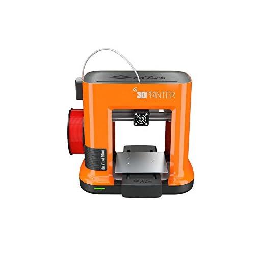 da Vinci Mini Wireless 3D Printer ~ 6″x6″x6″ Built Volume