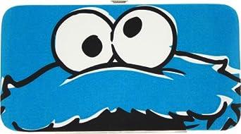 Sesame Street Cookie Monster Hinge Wallet