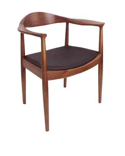Control Brand The Kennedy Chair, Walnut Finish