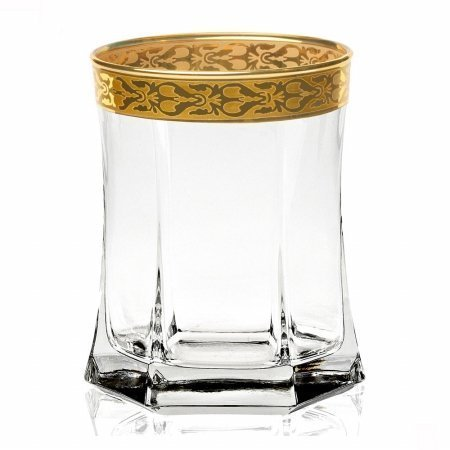 lorren-home-trends-venezia-collection-double-old-fashion-tumbler-set-of-4-by-lorren-home-trends