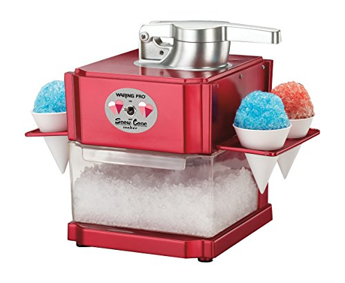 Cuisinart SCM-10 Snow Cone Maker, Red (Juice Maker Cuisinart compare prices)