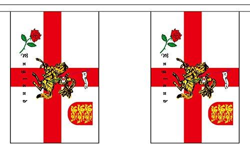gizzy-england-rose-lowe-st-george-ladegerat-3-m-wimpelkette-10-flaggen