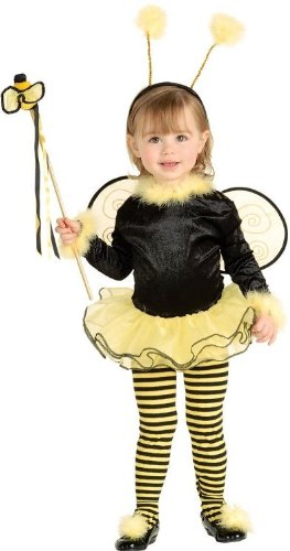 Lil' Stinger Bumble Bee Kids Halloween costume