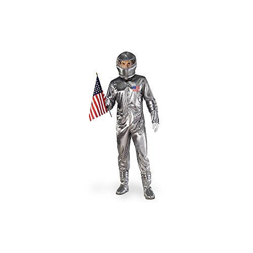 Silver Astronaut - Adult Costume