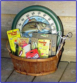 Walleye Gift Basket