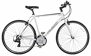 Vilano Performance 700c-21 Speed Shimano Hybrid Flat Bar Commuter Road