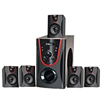 Envent High 5 Lite, 5.1 Home Theatre Speaker with 55W RMS