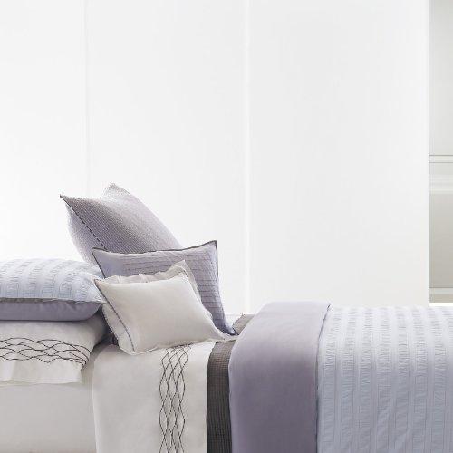 Vera Wang Dusk Periwinkle Euro Pillow Sham front-411104