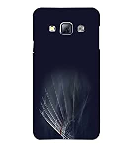 PrintDhaba Swords D-4923 Back Case Cover for SAMSUNG GALAXY A3 (Multi-Coloured)