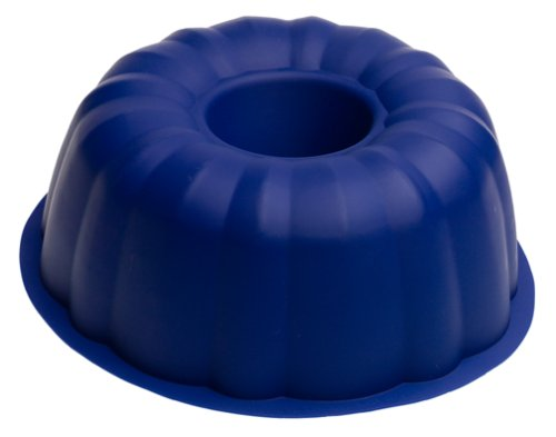SiliconeZone Bundt Pan, Blue - Buy SiliconeZone Bundt Pan, Blue - Purchase SiliconeZone Bundt Pan, Blue (Silicone Zone, Home & Garden, Categories, Kitchen & Dining, Cookware & Baking, Baking, Cake Pans, Round)