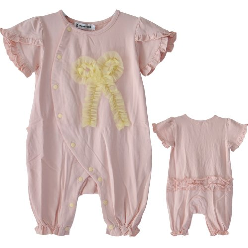 Little Hand Baby Girls' Romper One Pieces Suits Outfits Coverall Set front-1010627
