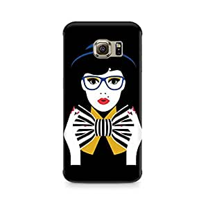 Mobicture Bowtie Girl Premium Printed Case For Samsung S7
