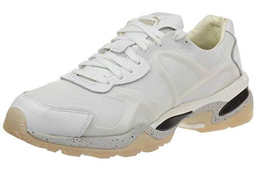Puma McQ Run Lo by Alexander McQueen Mens Sneaker white, Numero di scarpe:EUR 44