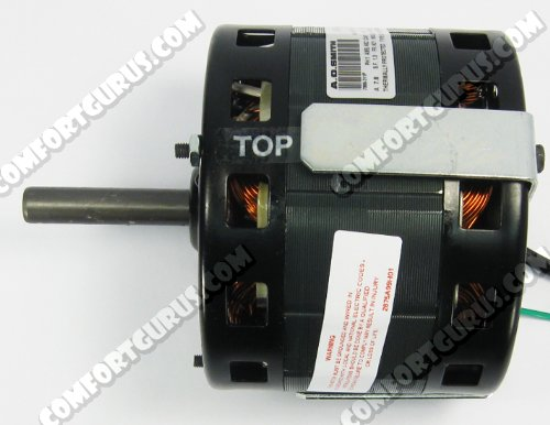 Coleman 1/6HP 115V 42 frame 1000 RPM 7966-311P Furnace Blower Motor (Furnace Blower Motor With Housing compare prices)