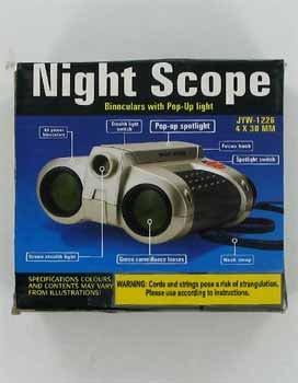 4 X 30Mm Children Binoculars Night Vision Surveillance Scope