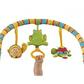Fisher-Price Hoppy Days Bouncer