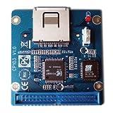 エアリア 虎と龍 間モデル CFやSDカードをIDE接続に変換