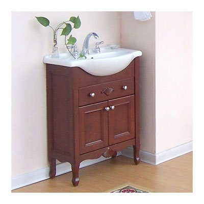 Shallow Depth Farmhouse Sink : Narrow Depth Vanity Design Ideas, Pictures, Remodel and Decor