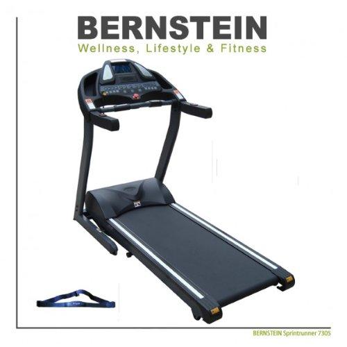 Laufband Bernstein 7305 inkl. Brustgurt