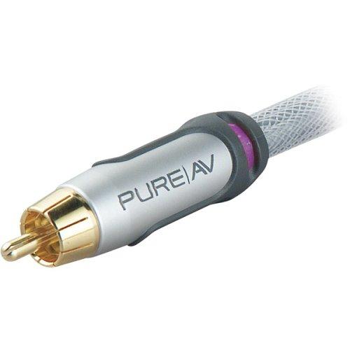 Belkin Pureav Av50500 25 25 Foot Subwoofer Audio Cable Manage Home Audio