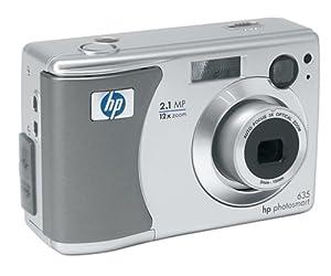 HP PhotoSmart 635 2.1 MP Digital Camera w/3x Optical from Hewlett Packard
