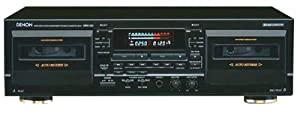 Denon DRW-585 Dual Well Cassette Deck