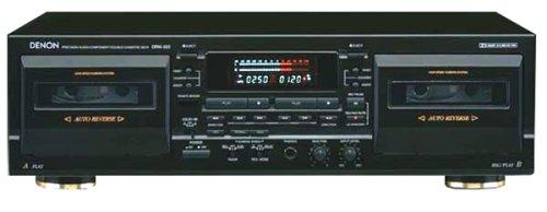 Great Deal! Denon DRW-585 Dual Well Cassette Deck