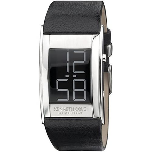 .com: Kenneth Cole Men's KC1335 Reaction Digital Watch: Kenneth Cole