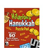 img - for The Hilarious Hanukkah Puzzle Pad book / textbook / text book