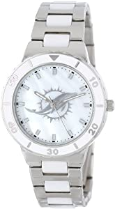 Game Time Ladies NFL-PEA-MIA Miami Dolphins Watch by Game Time