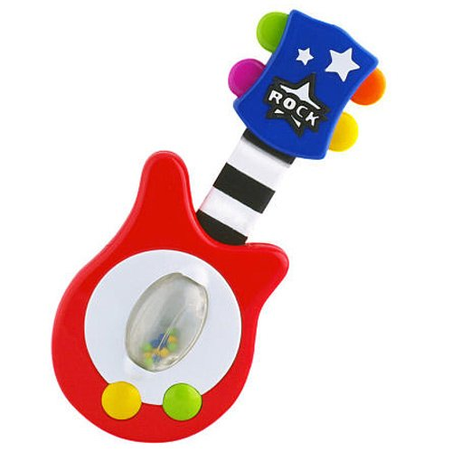 Sassy Rock Star Guitar Musical Toy