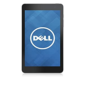 Dell Venue 8 Pro 3000 Series 32GB Windows Tablet (est Version) with Intel 1.83 GHz Processor, 8.0 Inch HD Touchscreen Display, Bluetooth, Windows 8.1 (Certified Refurbished)
