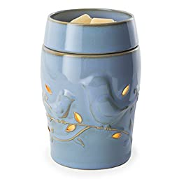 Candle Warmers Illumination Fragrance Warmer, Bluebird