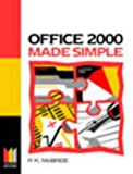 echange, troc P.K. McBride - Office 2000 Made Simple