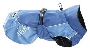 Hurtta Pet Collection 22-Inch Raincoat, Blue