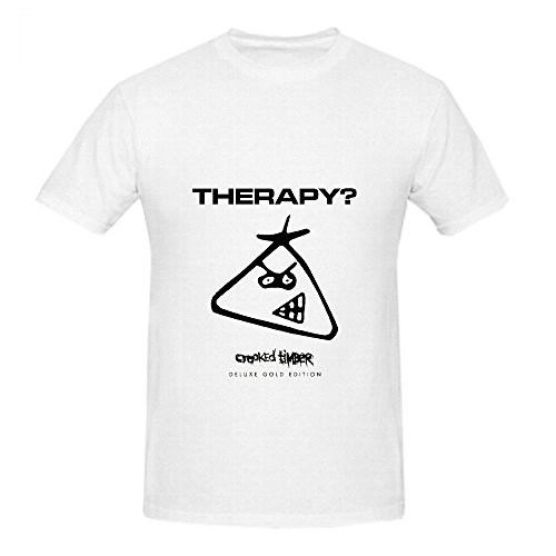 therapy-crooked-timber-soul-men-round-neck-printed-shirts-white
