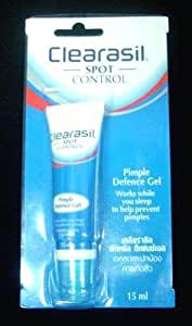 Clearasil Spot Control Acne Pimple Defence Gel Prevent Made in Thailand