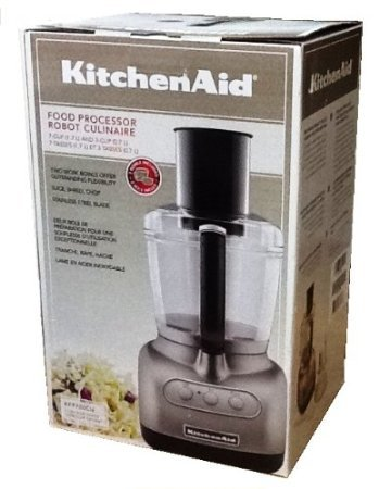 Kitchenaid powerful kfp720 7 cup food processor with 3 cup - Robot cuisine kitchenaid ...