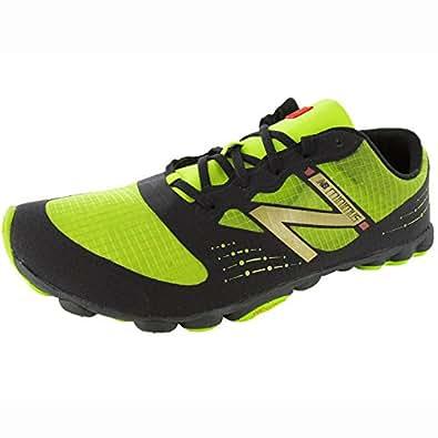 MT00BL New Balance MT00 Men's Minimus Trail Running Shoe, Size: 14.0, Width: 4E