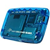 GZ- 33 in 1 Memory Card Readerby Unknown