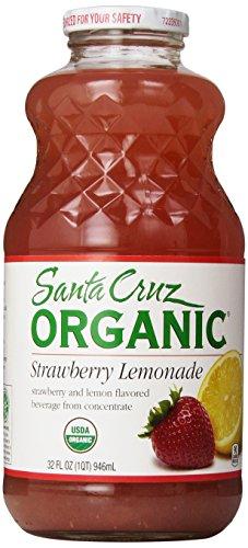 Santa Cruz Organic Strawberry Lemonade, 1 Quart (Organic Juice compare prices)