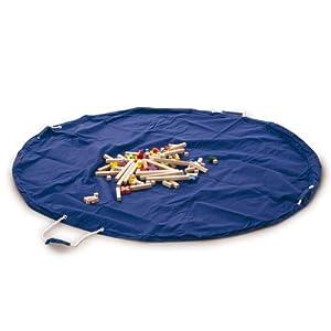 erzi 50049 sac de rangement tapis de jeu jeux et jouets. Black Bedroom Furniture Sets. Home Design Ideas