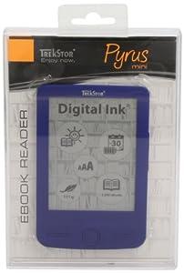 TrekStor e-Book Reader Pyrus mini bleue