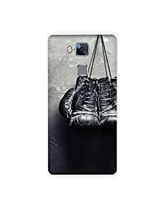 HUAWEI honer 5c nkt01 (34) Mobile Case by Mott2 - Boxing Gloves (Limited Time Offers,Please Check the Details Below)