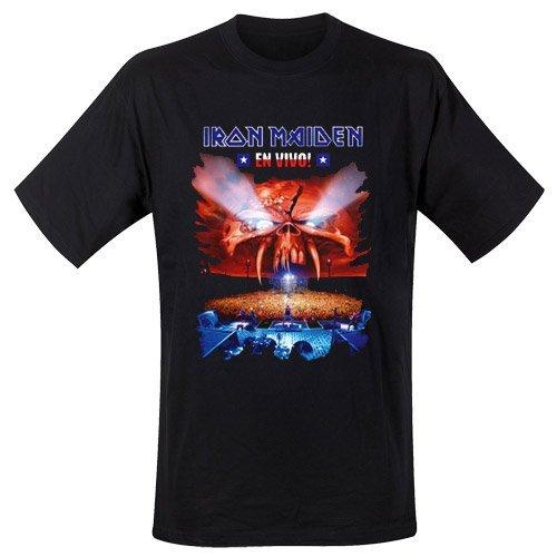 iron-maiden-shirt-en-concert-live-in-vivo-tourshirt-taille-l-large