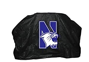 Buy NCAA Northwestern Wildcats 68-Inch Grill Cover by Seasonal Designs