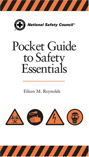 Pocket Guide to Safety Essentials087923282X : image