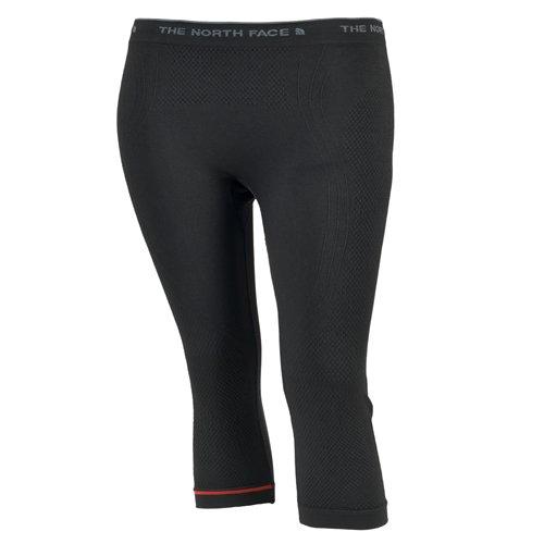The North Face 1/1 Unterwäsche Women's Hybrid Capri, black (Größe: M/L) bestellen