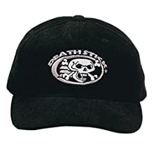 Dead On DOH-B Skull and Crossbones Hat, Black